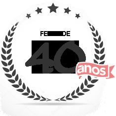 Festa de 40 anos da Oboré